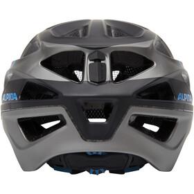 Alpina Mythos 3.0 L.E. Helmet dark silver-blue-red